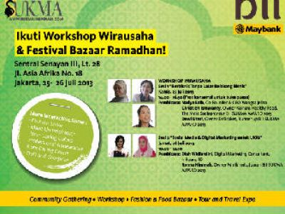 Workshop Wirausaha
